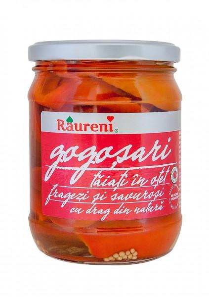 Tomatenpaprika in Essig (Gogosari)