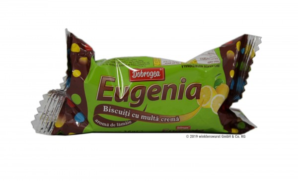 Eugenia cu crema de lamaie