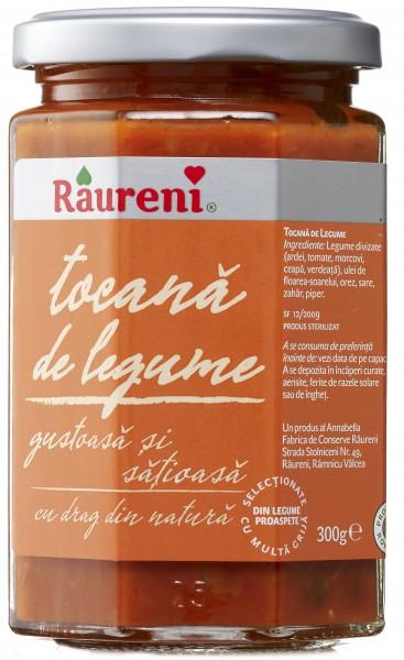 Tocana de legume (Raureni)
