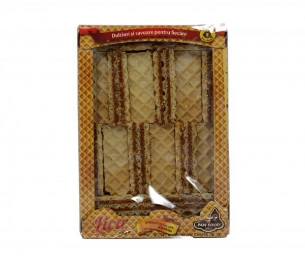 Lica mit gebrannter Erdnusscreme (300g)