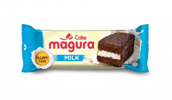 'Magura' Kuchen mit Milchcreme