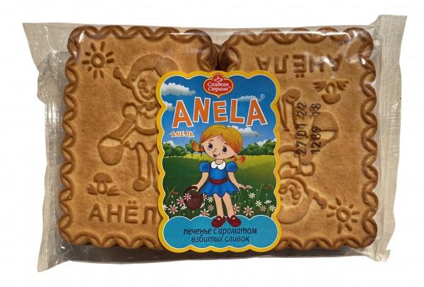"""Kekse """"Anela"""" mit Sahnegeschmack"""