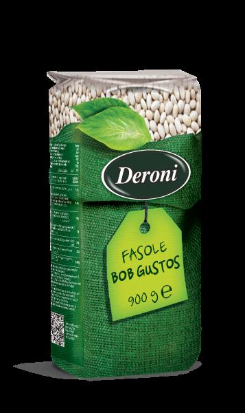 Fasole boabe - Deroni fasole bob gustos
