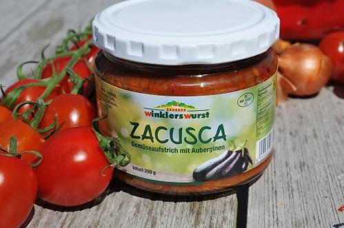 Zacusca - 250 g mild