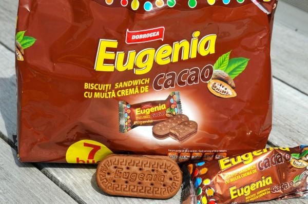 Eugenia Keks cacao 10er Packung