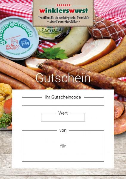 Gutschein | winklerswurst.de