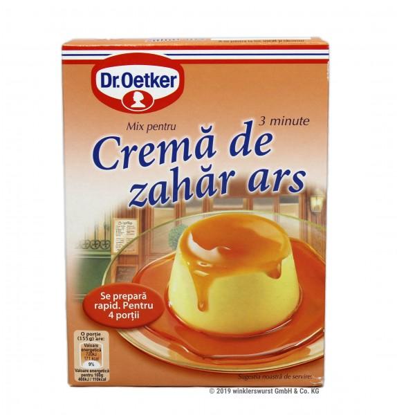 Dr. Oetker- Crema de zahar ars