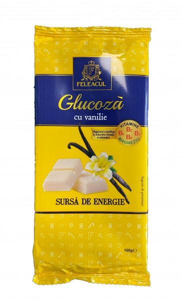 Glucoza cu vanilie, vitamine si minerale