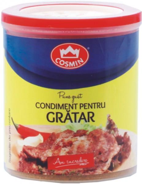 Condimente pentru carne la gratar (doza)
