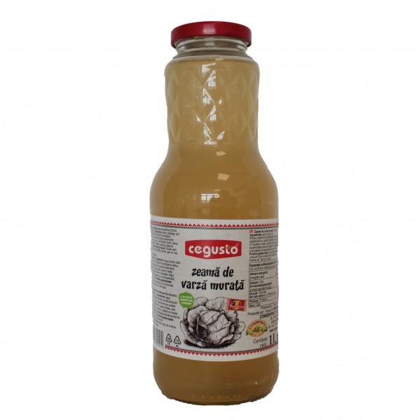 Gech - Sauerkrautsaft von Conservfruct