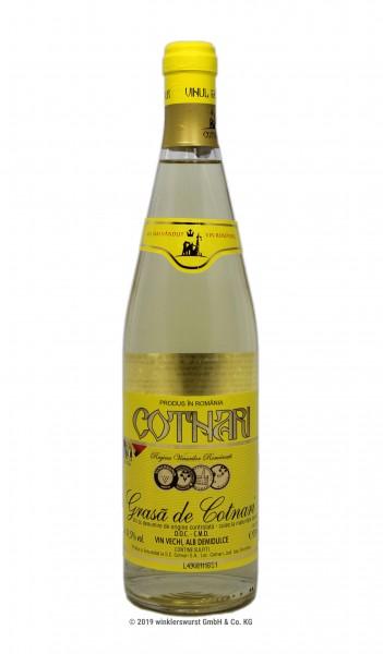 Weißwein (Grasa de Cotnari, lieblich)