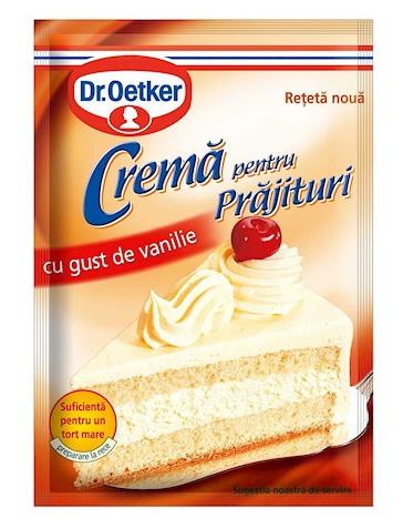 Dr. Oetker Vanillecreme