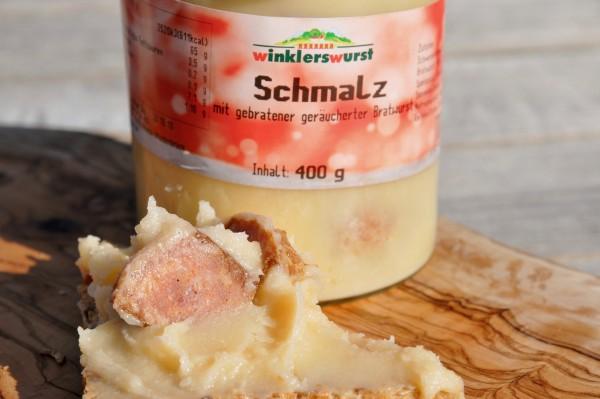 Wurst in Schmalz