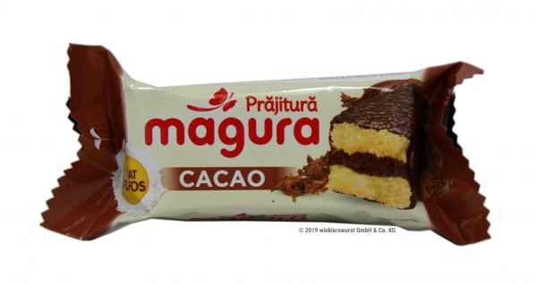 'Magura' Kuchen mit Kakaofüllung
