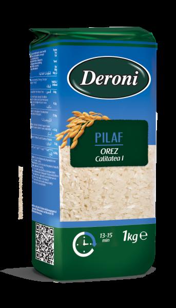 Reis für Pilaf