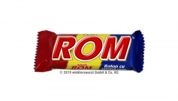 Baton ciocolata 'ROM'