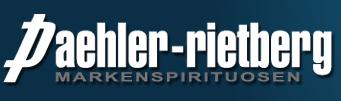 Paehler-Rietberg Markenspirituosen