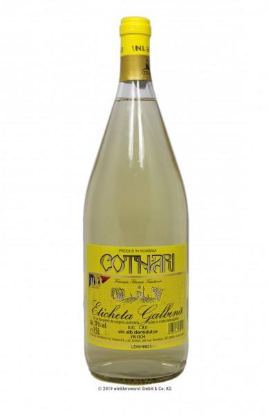 Weißwein (Cotnari Eticheta Galbena)
