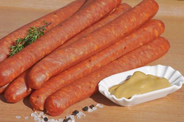 Zwirnwurst