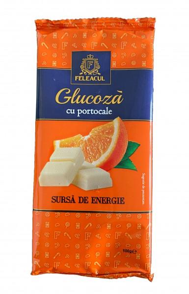 Glukose mit Orangenaroma