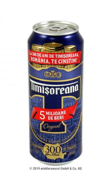 Bier Timisoreana 0,5 l