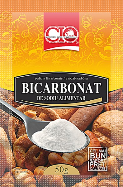 Bicarbonat de sodiu alimentar