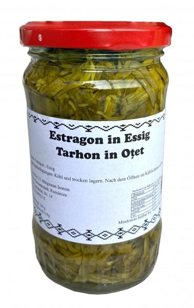 Estragon in Essig