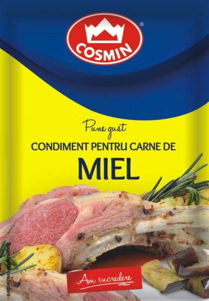 Lammfleisch Gewürzmischung (Tüte)