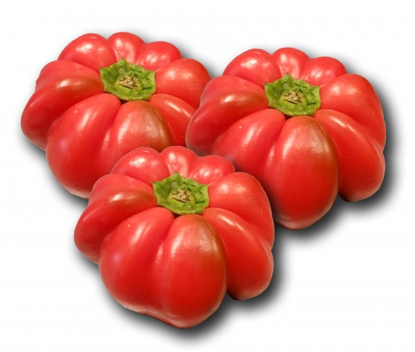 Tomatenpaprika aus Rumänien / Gogosari