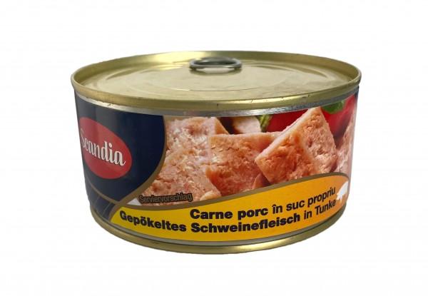 Carne de porc in suc propriu