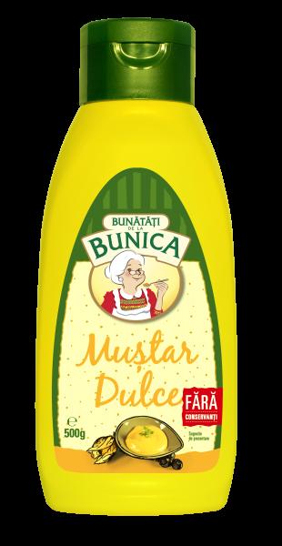 Mustar dulce 'Bunica' PET