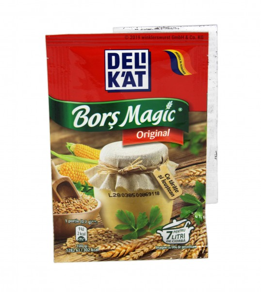 Delikat Bors Magic original - 20 g