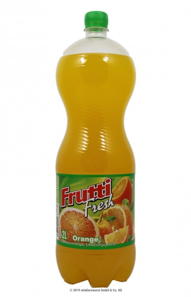 Frutti Fresh Orange 2 l