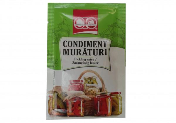 Condiment muraturi